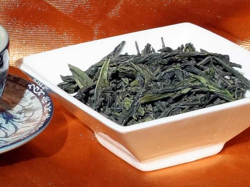 buy Liuan Leaf green tea