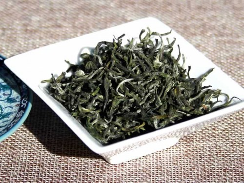 Ge Tan Organic green tea