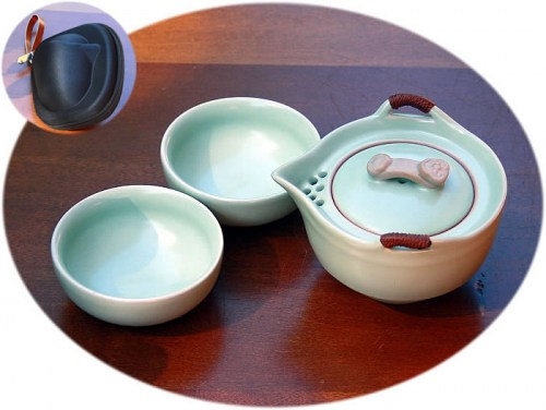 buy travel tea set C