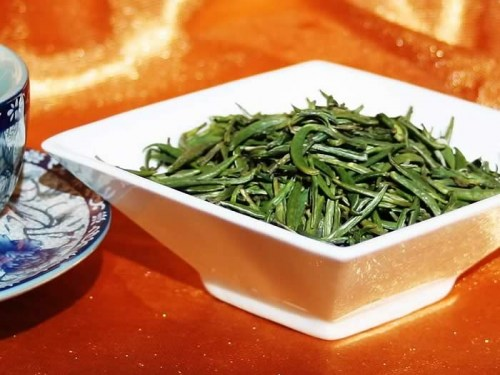 buy Zhu Ye Qing (Bamboo Green) green tea